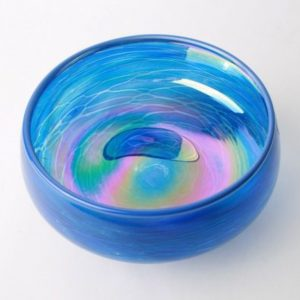 Bowl - Luster Series - Blue
