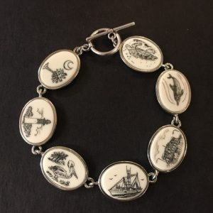Scrimshaw Beaufort Bracelet