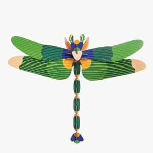 Giant Green Dragonfly