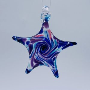 Colorful Star Sun Catchers - Assorted Colors