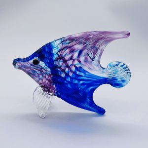 Blue and Purple Twist Angelfish