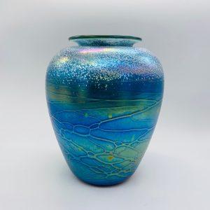Baby Vase - Luster Series - Green